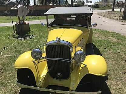 1932 Chevrolet Other Chevrolet Models for sale 100990615